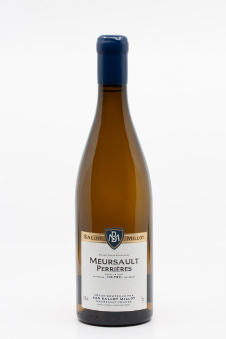 Ballot Millot - Meursault 1er Cru Perrières 2018