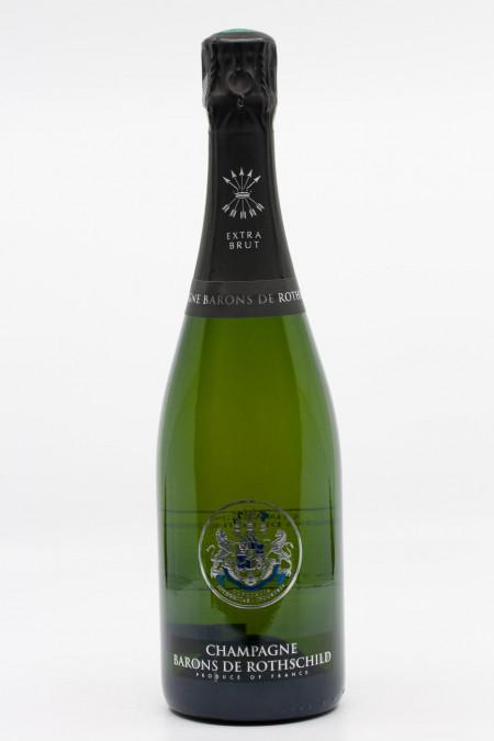 Barons de Rothschild - Champagne Extra Brut NV