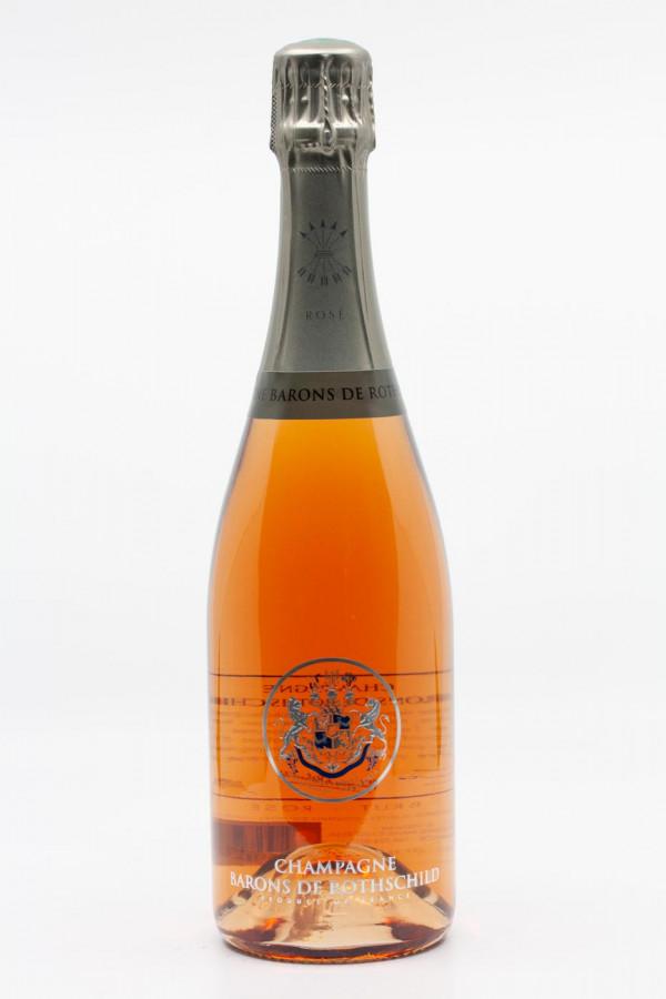 Barons de Rothschild - Champagne Rosé NV