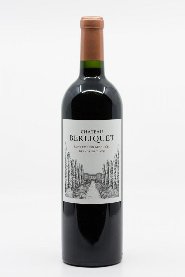 Château Berliquet - Saint-Émilion Grand Cru 2018