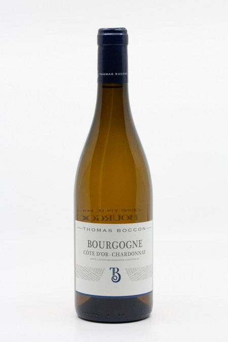 Thomas Boccon - Bourgogne Chardonnay Côte d'Or 2018