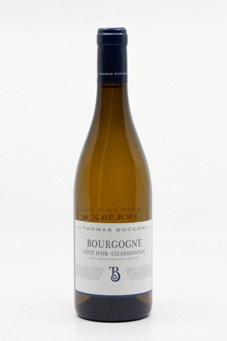 Thomas Boccon - Bourgogne Chardonnay Côte d'Or 2018
