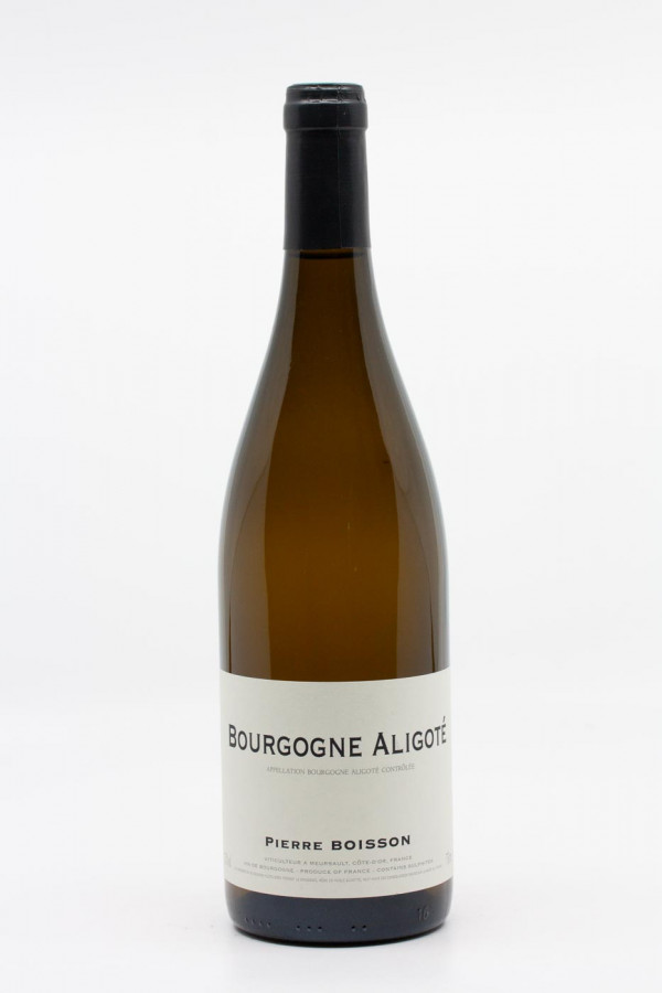 Anne Boisson - Bourgogne Aligoté 2016