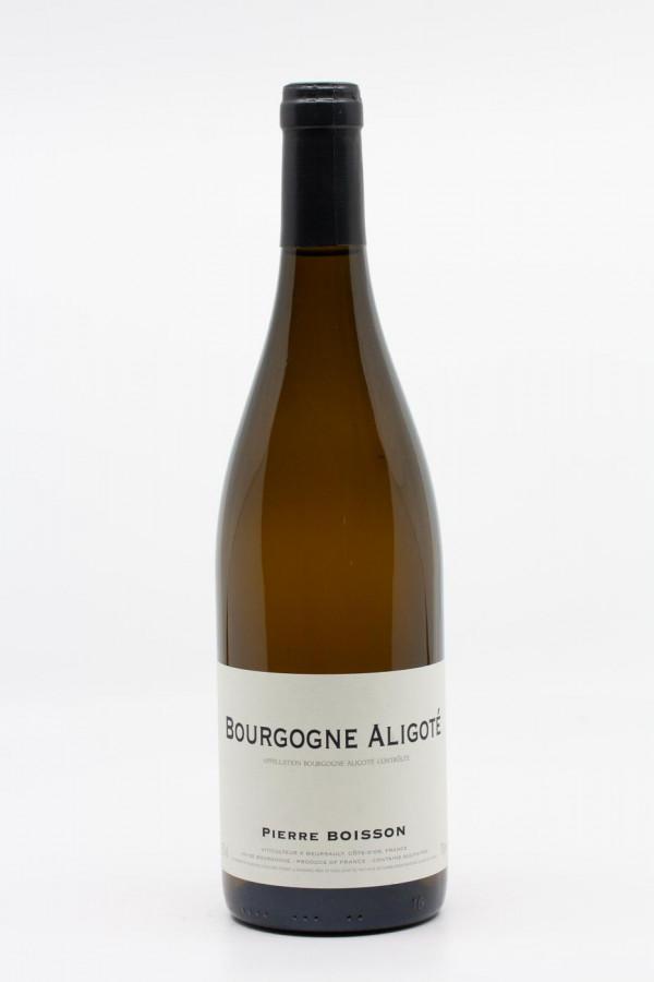 Pierre Boisson - Bourgogne Aligoté 2016