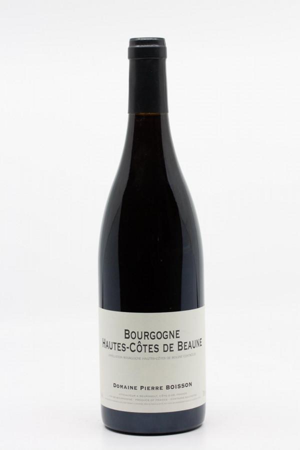 Pierre Boisson - Bourgogne Hautes Côtes de Beaune 2017