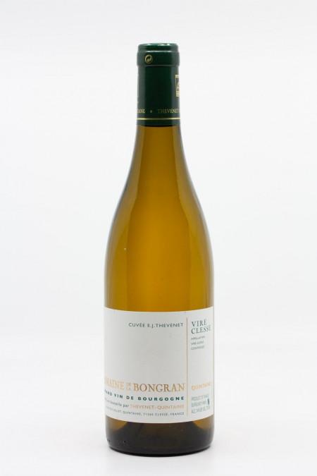 Bongran - Viré Clesse Cuvée EJ Thevenet 2013
