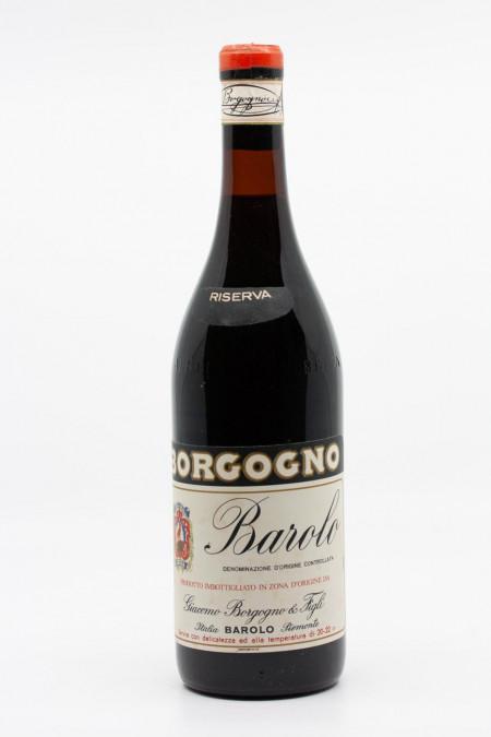 Borgogno - Barolo Riserva 1978