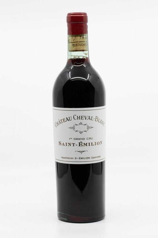 Château Cheval Blanc - Saint Émilion Gand Cru 1939