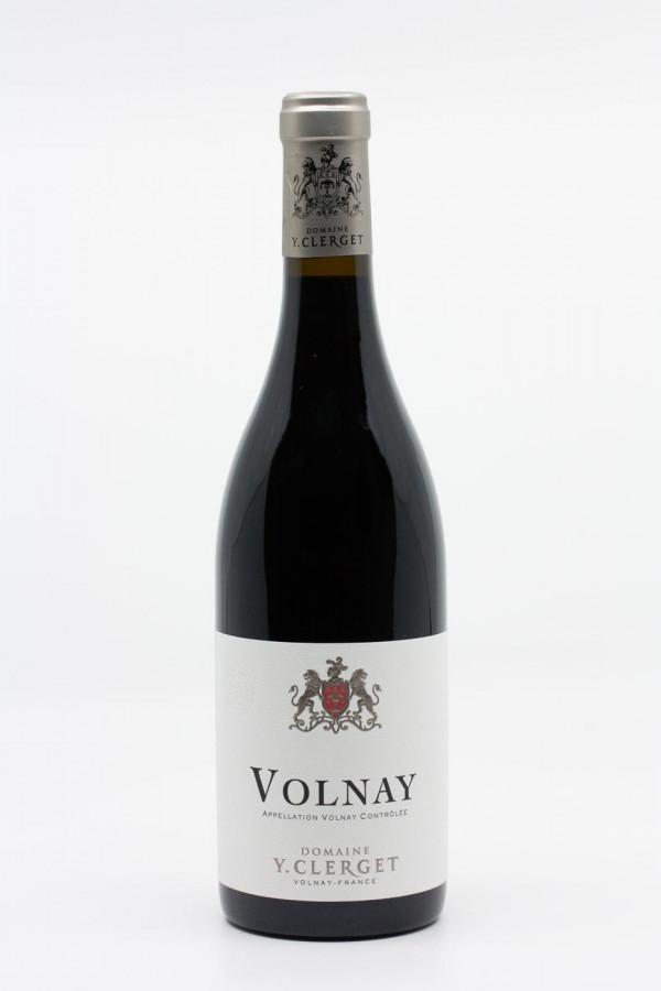 Y. Clerget - Volnay 2018