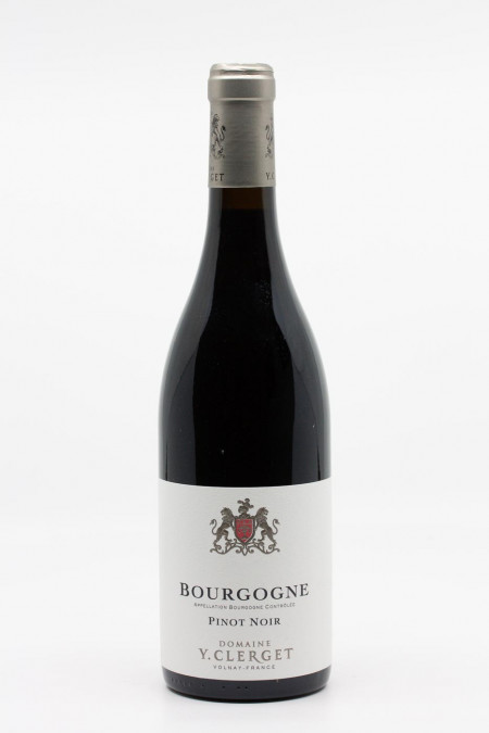 Y. Clerget - Bourgogne Pinot Noir 2018