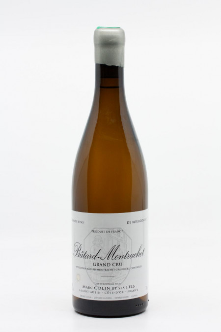Marc Colin - Bâtard Montrachet Grand Cru 2018
