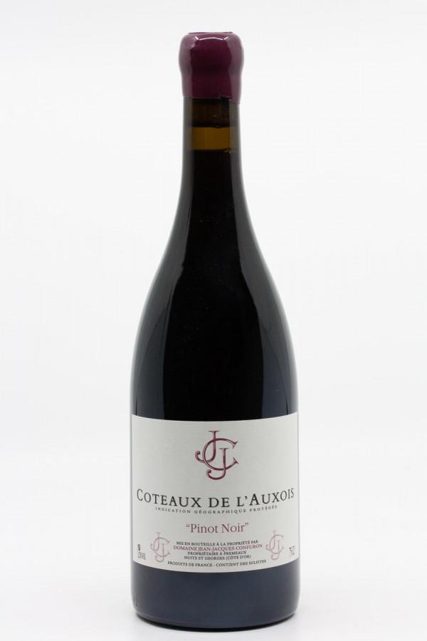 Jean Jacques Confuron - Coteaux de l'Auxois Pinot Noir IGP Clos de la Romanée 2017