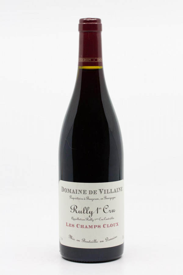 De Villaine - Rully 1er Cru Champs Cloux 2017