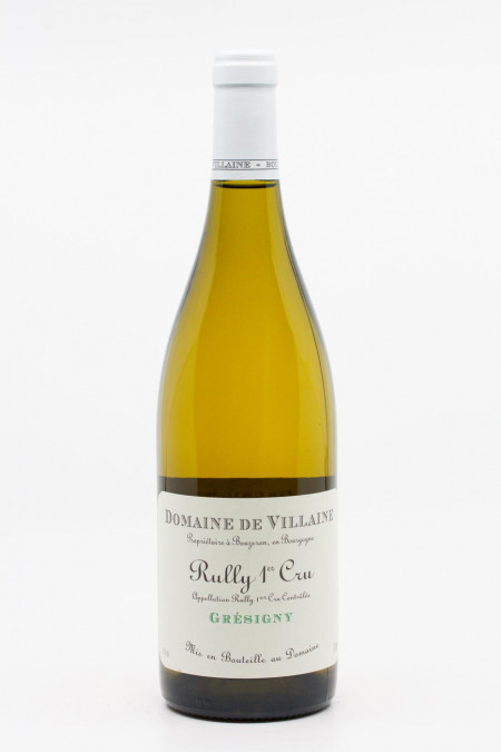 De Villaine - Rully 1er Cru Gresigny 2017