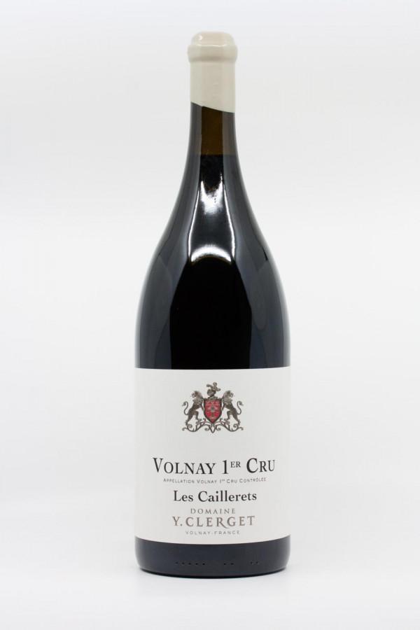 Y. Clerget - Volnay 1er Cru Caillerets 2017