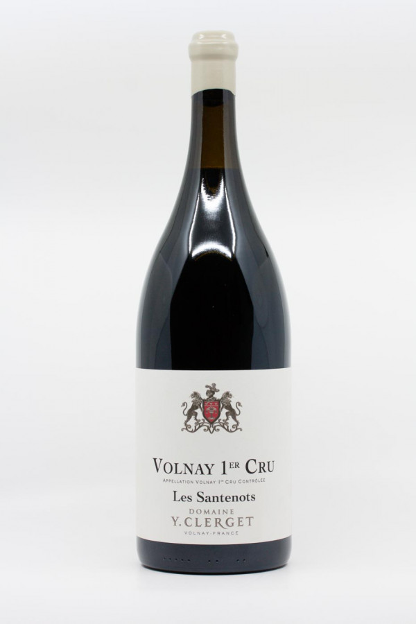 Y. Clerget - Volnay 1er Cru Les Santenots 2017