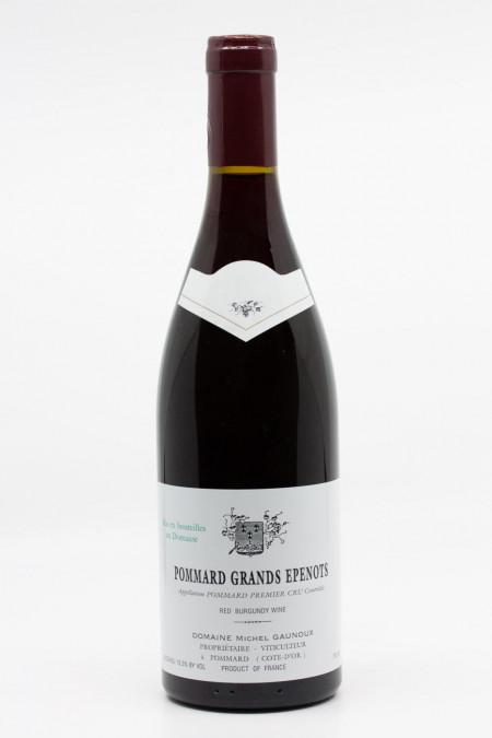 Michel Gaunoux - Pommard 1er Cru Grands Epenots 2011