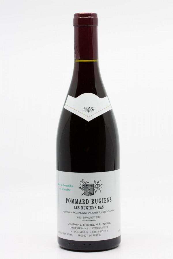 Michel Gaunoux - Pommard 1er Cru Rugiens 2013