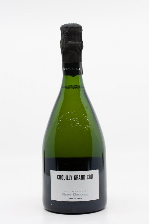 Pierre Gimonnet et Fils - Extra Brut Special Club Chouilly 2014