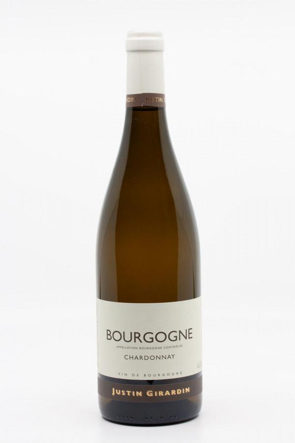 Justin Girardin - Bourgogne Chardonnay 2016