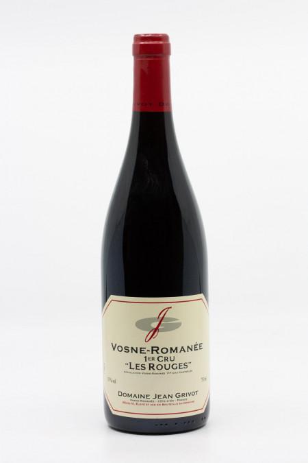 Jean Grivot - Vosne Romanée 1er Cru Les Rouges 2015