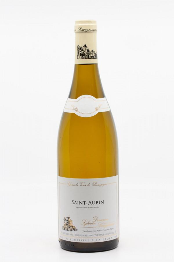 Sylvain Langoureau - Saint Aubin 2018