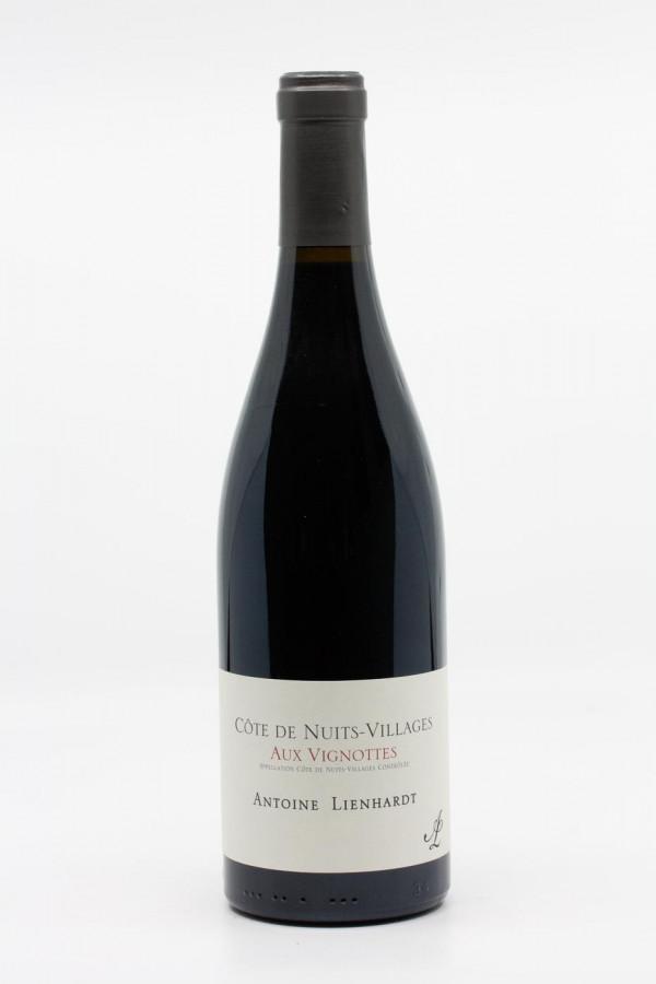 Lienhardt - Côtes de Nuits Villages Aux Vignottes 2014
