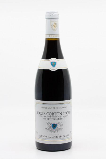 Maillard - Aloxe Corton 1er Cru Les Lolières 2016