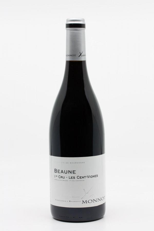 Xavier Monnot - Beaune 1er Cru Les Cent Vignes 2014