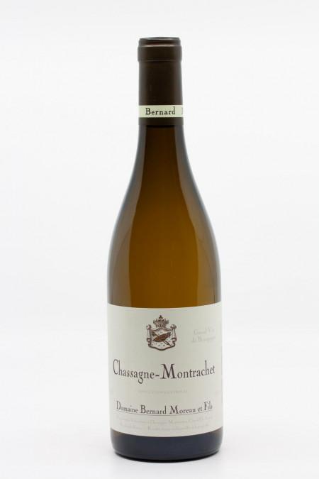 Bernard Moreau - Chassagne Montrachet 2017