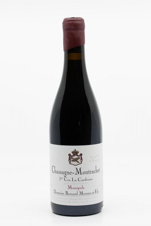 Bernard Moreau - Chassagne Montrachet 1er Cru La Cardeuse 2017