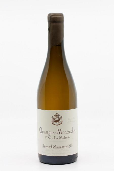 Bernard Moreau - Chassagne Montrachet 1er Cru La Maltroie 2016