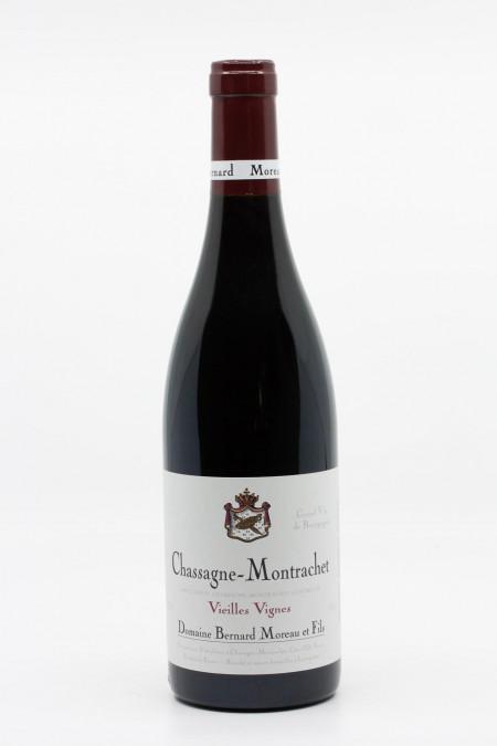 Bernard Moreau - Chassagne Montrachet Vielles Vignes 2017