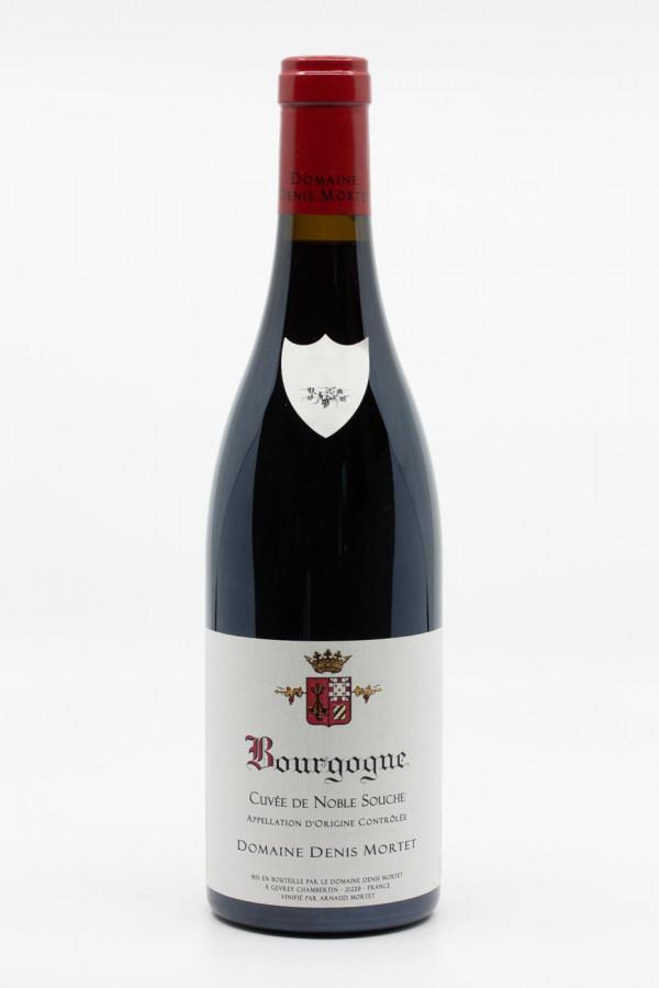 Denis Mortet - Bourgogne Cuvée de Noble souche 2018