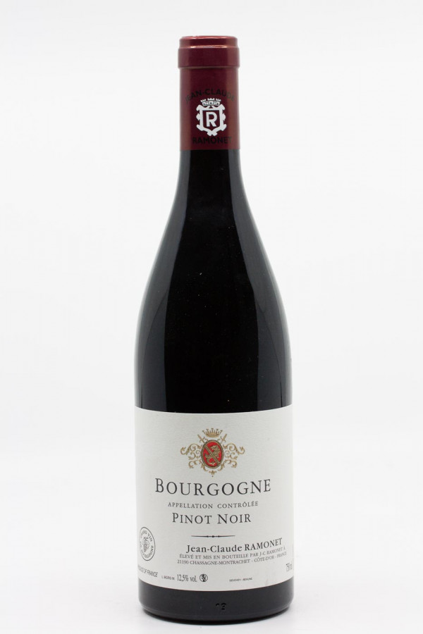 Jean Claude Ramonet - Bourgogne Rouge 2017