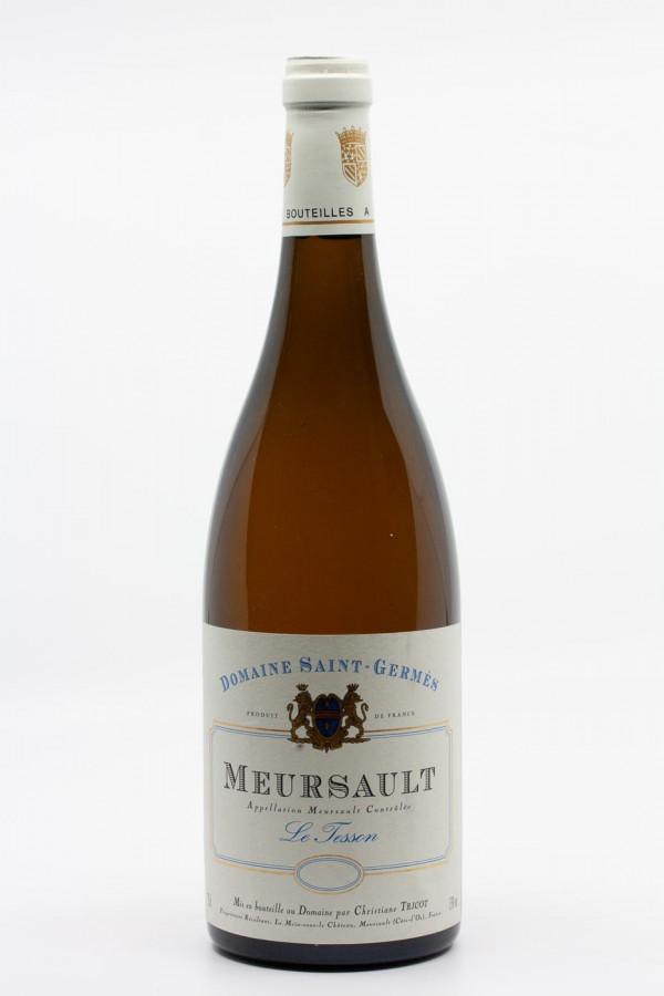 Saint Germes - Meursault Le Tesson 2000