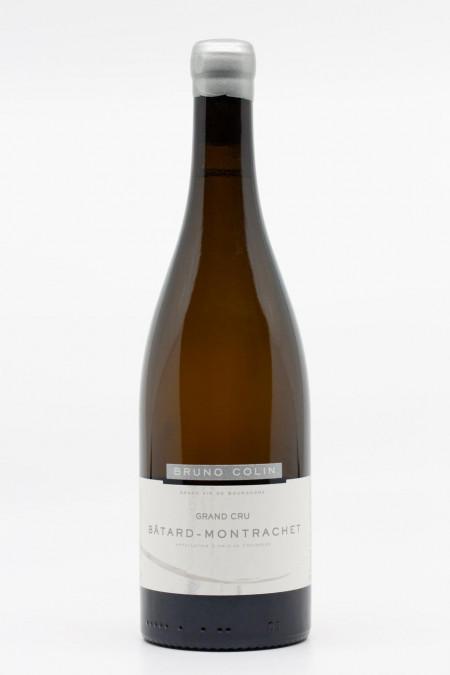 Bruno Colin - Bâtard Montrachet Grand Cru 2017