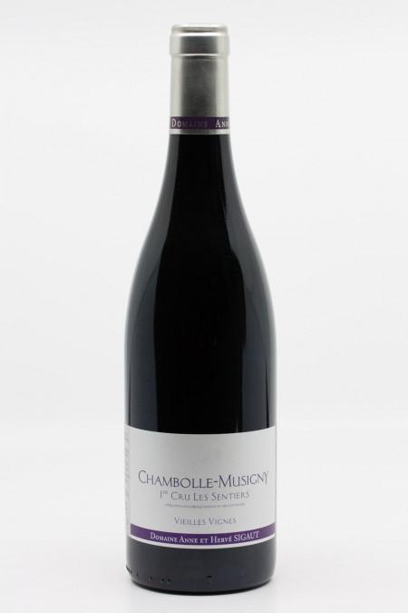 Hervé Sigaut - Chambolle Musigny 1er Cru Les Sentiers Vielles Vignes 2018