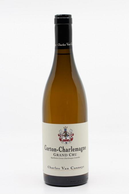 Van Canneyt - Corton Charlemagne Grand Cru 2014