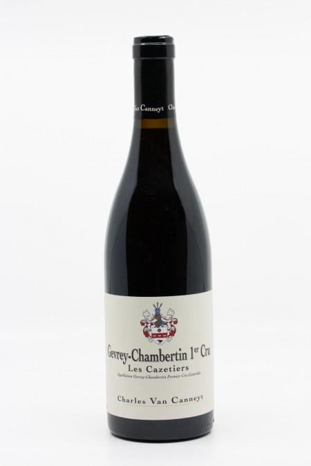 Van Canneyt - Gevrey Chambertin 1er Cru Cazetiers 2014