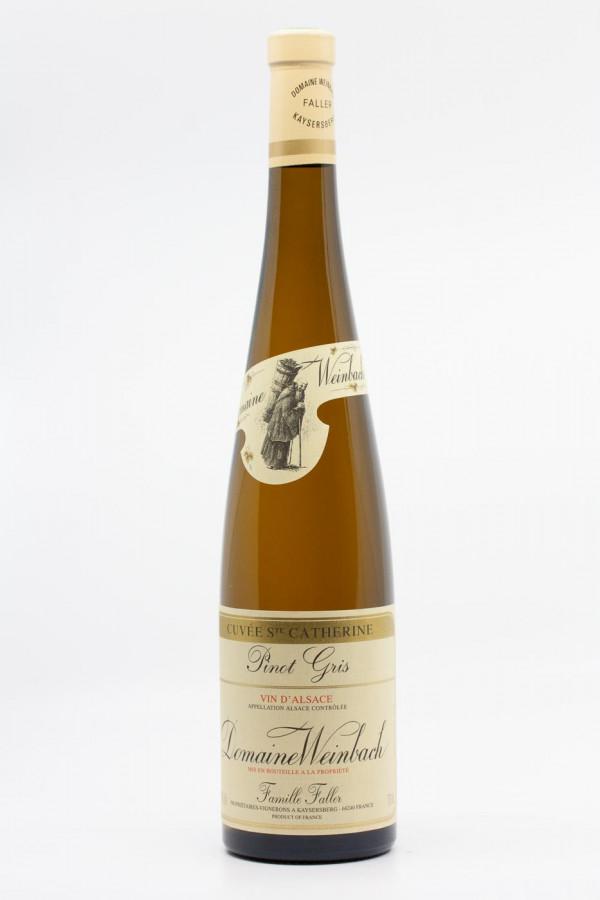 Weinbach - Pinot Gris Cuvée Sainte Catherine 2017