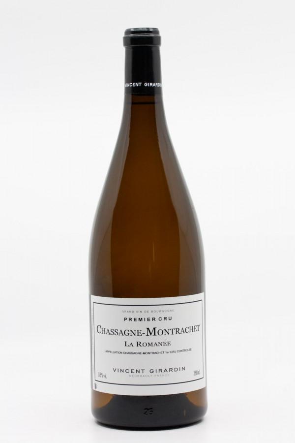 Vincent Girardin - Chassagne Montrachet 1er Cru La Romanée 2017