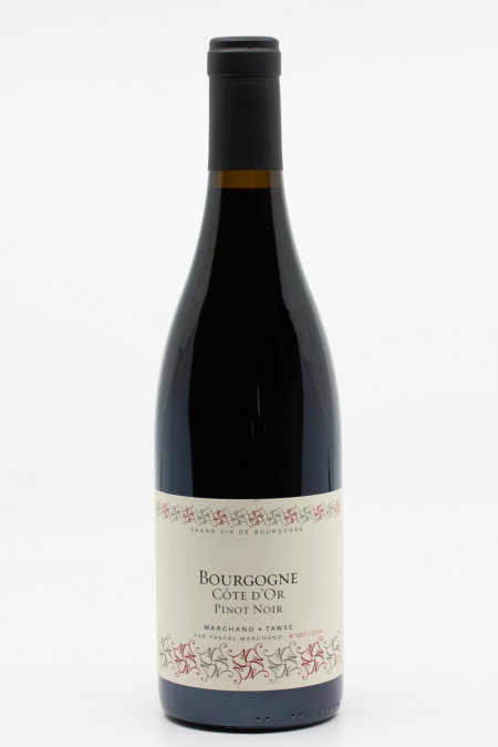Marchand Tawse - Bourgogne Côte d'Or Pinot Noir 2018