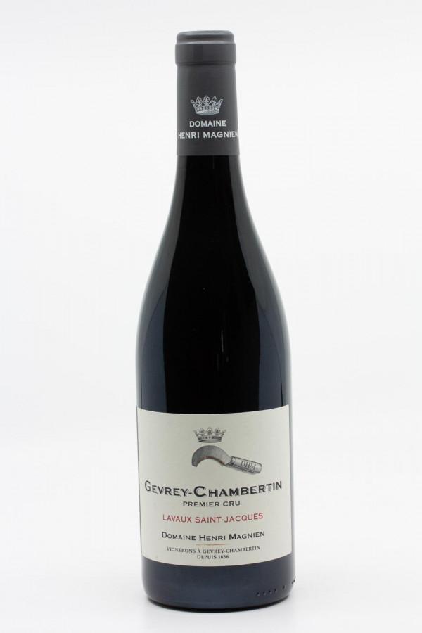 Henri Magnien - Gevrey Chambertin 1er Cru Lavaux Saint jacques 2018