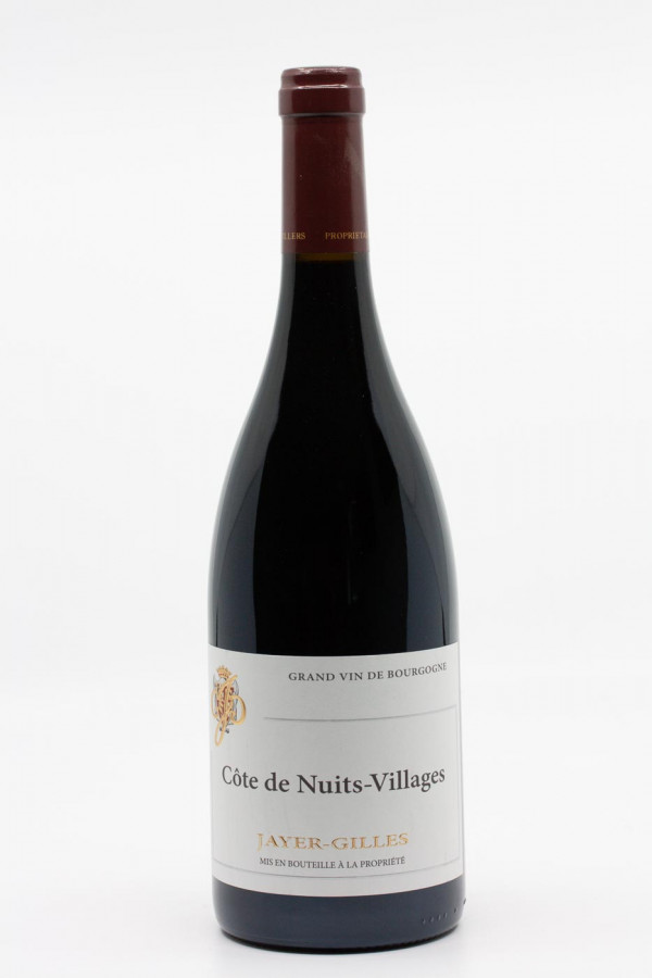 Gilles Jayer - Côtes de Nuits Village 2016