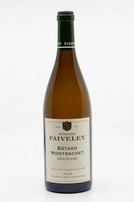 Domaine Faiveley - Bâtard Montrachet Grand Cru 2018