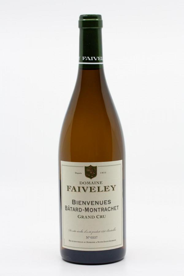 Domaine Faiveley - Bienvenues Bâtard Montrachet Grand Cru 2018