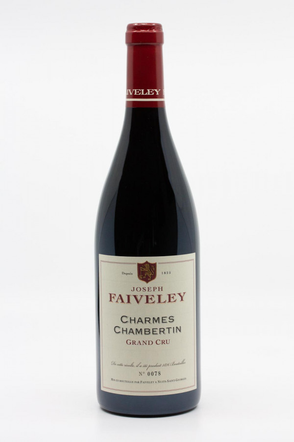 Joseph Faiveley - Charmes Chambertin Grand Cru 2018