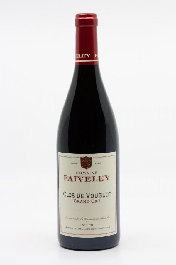 Domaine Faiveley - Clos Vougeot Grand Cru 2018