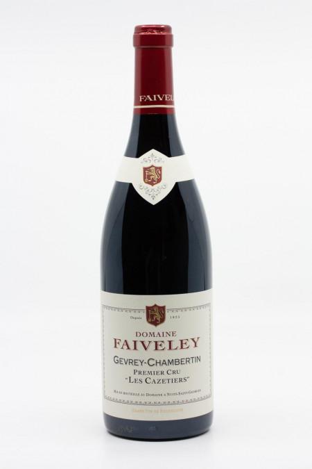 Domaine Faiveley - Gevrey Chambertin 1er Cru Les Cazetiers 2018
